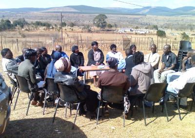 Matibidi Leroro Community Participation